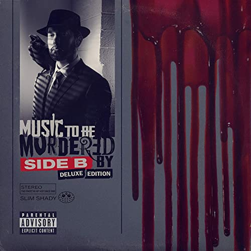 Eminem – Music to be Murdered by – Side B